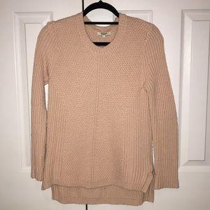 Madewell Geometric Sweater